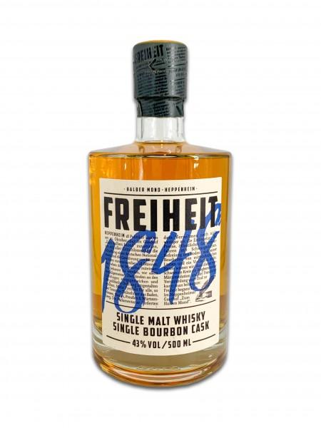 Whisky Freiheit 1848 Bourbon Cask 48% Alk. Vol