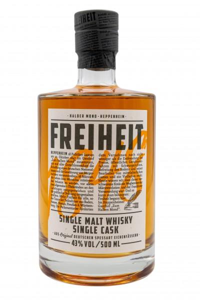 Whisky Freiheit 1848 43% Alk. Vol.