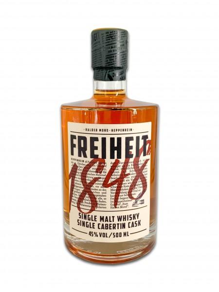 Whisky Freiheit 1848 Cabertin Cask 43% Alk. Vol.