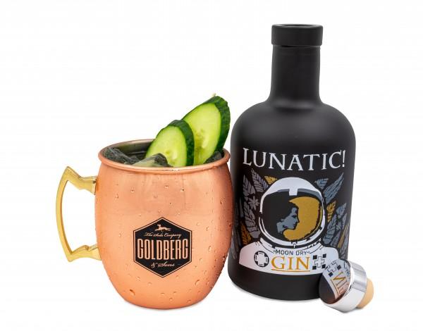 Lunatic! Gin 47% Alk. Vol.